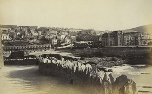 Royaume Uni Ilfracombe depuis le Capstone & Dartmouth 2 Anciennes Photos 1890