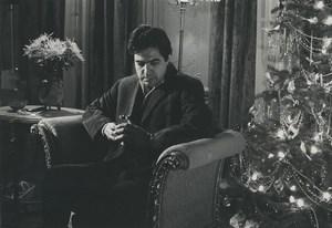 USA actor Joe Mantegna Wait Until Spring, Bandini Old Photo 1989