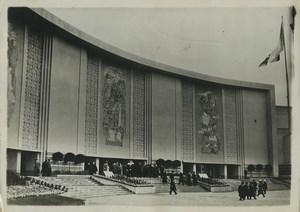 Belgium Brussels International Exposition French Pavilion Photo Meurisse 1935