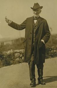 USA Uncle Joe Cannon  veteran republican congressman Old Press Photo 1923