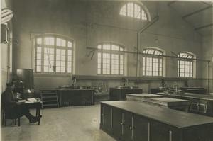 France Ecole Militaire de Saint Cyr la cuisine Ancienne Photo Roosen 1930' #1
