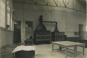 France Saint Cyr Military School the Kitchen Old Photo Roosen 1930 #2