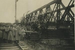 France Ecole Militaire de Saint Cyr Revue Manoeuvres Ancienne Photo 1927' #2