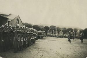 France Général Henri Colin Ecole Militaire de Saint Cyr Revue Manoeuvres Ancienne Photo 1927' #1