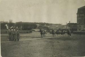 France Général Henri Colin Ecole Militaire de Saint Cyr Revue Manoeuvres Ancienne Photo 1927' #2