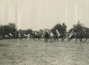 France Saint Cyr Military School Review Fantasia Old Henri Manuel Photo 1927 #8