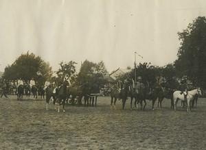 France Saint Cyr Military School Review Fantasia Old Henri Manuel Photo 1927 #7
