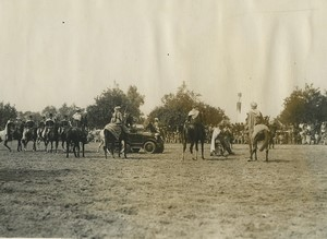 France Saint Cyr Military School Review Fantasia Old Henri Manuel Photo 1927 #3