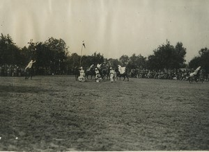 France Saint Cyr Military School Review Fantasia Old Henri Manuel Photo 1927 #5