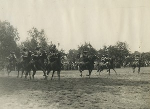 France Saint Cyr Military School Review Fantasia Old Henri Manuel Photo 1927 #4
