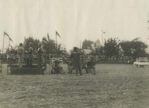 France Saint Cyr Military School Review Fantasia Old Henri Manuel Photo 1927 #1