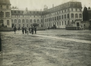 Visit of the Prince of Wales at the Saint Cyr Military School Old Photo 1926 #3