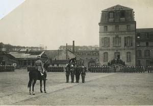France Visite des Cadets de Sandhurst à l'Ecole militaire de Saint Cyr Ancienne Photo 1928' #14