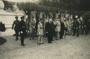 France Visite des Cadets de Sandhurst à l'Ecole militaire de Saint Cyr Ancienne Photo 1928' #15