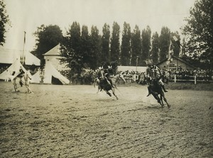 France Event Triomphe Riff Class at Saint Cyr Military School Old Photo 1926 #6
