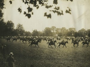 France Event Triomphe Riff Class at Saint Cyr Military School Old Photo 1926 #4