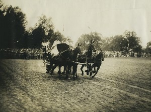 France Event Triomphe Riff Class at Saint Cyr Military School Old Photo 1926 #3
