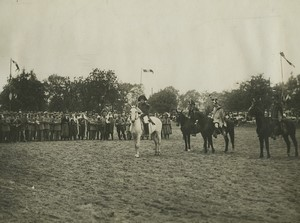 France Event Triomphe Riff Class at Saint Cyr Military School Old Photo 1926 #1