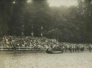 France Event Triomphe Riff Class at Saint Cyr Military School Tank Photo 1926 #2