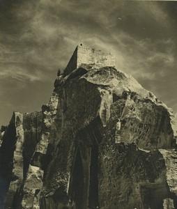 France Abbaye de Montmajour Ancienne Photo Amateur 1947 #11