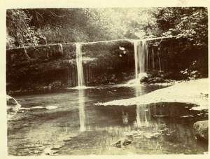 North Yorkshire near Scarborough Holidays Stream old Amateur Photo 1900