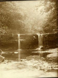 North Yorkshire Scarborough Stream Holidays old Amateur Photo 1900