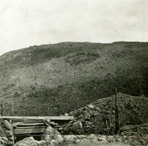 France WWI Crete des Eparges Ridge old SIP Photo 1914-1918