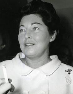 United Kingdom Politics Anne Kerr Labour Rochester & Chatham Old Photo 1969