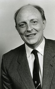 United Kingdom Politics Dennis Heptonstall Burton Labour Councillor Photo 1990