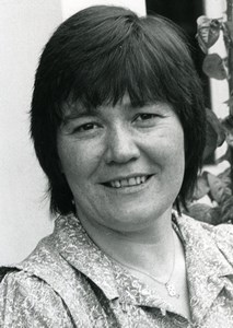 United Kingdom Politics Clare Short Birmingham Ladywood Labour MP Old Photo 1983