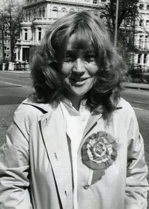 United Kingdom Politics Patricia Ann Holmes Kensington Labour Party Photo 1979