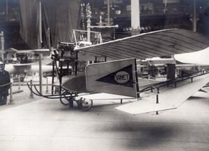 Paris Grand Palais Salon de l'Aeronautique Stand Vinet Aviation Ancienne Photo 1911