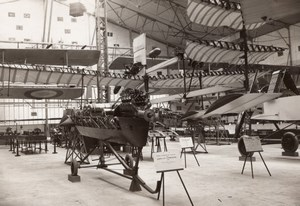 France Musee Aeronautique de Chalais Meudon Monoplan Antoinette Ancienne Photo Rol 1922