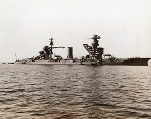 Russia Dreadnought Battleship Sebastopol Paris Commune Black Sea Old Photo 1941