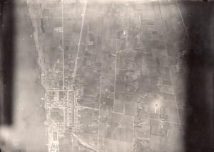 Algeria Algiers Alger Bordj El Kiffan Fort l'Eau Old Aerial Photo 1930