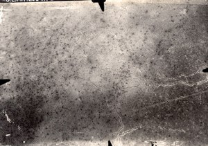 France Meuse WWI Verdun Le Triangle Aerial View Old Photo 1916