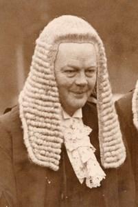 British Politician Douglas Hogg 1st Viscount Hailsham Portrait Old Photo 1930