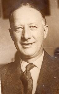 Homme Politique Americain Al Smith Portrait Gouverneur de New York Ancienne Photo vers 1930