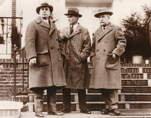Northampton, MA Disparition Etudiante Smith College Frances St John Smith Ancienne Photo 1928