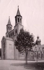 Allemagne Hildesheim Cathedrale Ancienne Photo Rommler & Jonas 1890