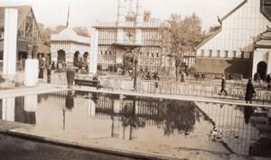 Paris Colonial Exposition Religion Missions & Guyane Pavilion Amateur Photo 1931