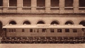 Paris Army Museum Compiègne Wagon Musee de l'Armee Old Postcard 1920