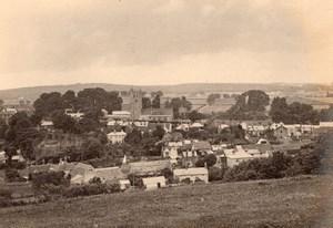 Village British Countryside Old Photo 1900