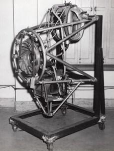 Texas Randolph Air Force Base Aircraft Engine Aviation old Photo 1950's