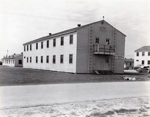 Texas Randolph Air Force Base Military Building T-152 Pilot Training Photo 1950