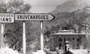 France Chateau de Vauvenargues Castle Pablo Picasso's Death Old Press Photo 1973