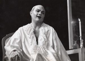 France Opera Bruce Brewer Porporino Castrat Ancienne Photo de Presse 1980
