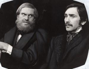 Actors Claude Brosset Christian Baltauss La Vie de Raspail old Press Photo 1981
