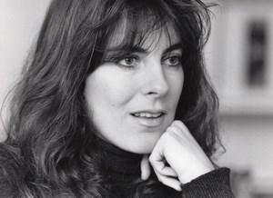 American Director Kathryn Bigelow Portrait Cinema old Photo 1987