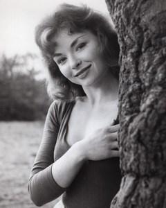 British Stage Actress Anne Briley Portrait old Photo 1961